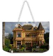 Gingerbread Mansion Weekender Tote Bag