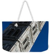 Giotto Fantastic Campanile - Florence Cathedral - Piazza Del Duomo - Italy Weekender Tote Bag
