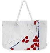 Giraffe Abstract Weekender Tote Bag