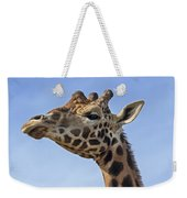 Giraffes 3 Weekender Tote Bag