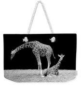 Giraffe's Weekender Tote Bag