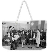 Girl And Boy Soloists Weekender Tote Bag
