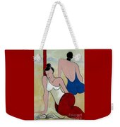 Girl Friends Weekender Tote Bag