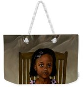 Girl From The Mountain Kingdom Weekender Tote Bag
