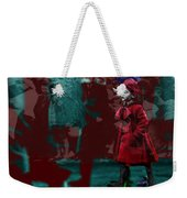 Girl In The Blood-stained Coat Weekender Tote Bag
