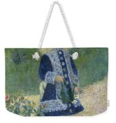 Girl With A Watering Can Weekender Tote Bag