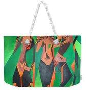 Girls Just Wanna Have Fun Weekender Tote Bag