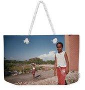 Girls Without Playground Weekender Tote Bag