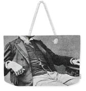 Giuseppe Zanardelli (1824-1903) Weekender Tote Bag