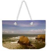 Give Me The Ocean Weekender Tote Bag