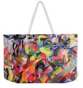 Give  Us A Sign Of The Light Of Your Countenance Upon Us 2 Weekender Tote Bag