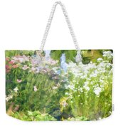 Giverny North Number Three Weekender Tote Bag