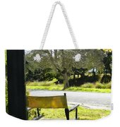Giving Nature Direction  Weekender Tote Bag