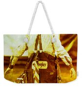 Gizmo The Rodeo Clown Weekender Tote Bag