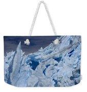 Glacial Blue Weekender Tote Bag