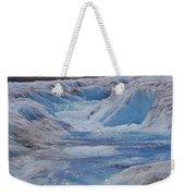 Glacial Meltwater 2 Weekender Tote Bag