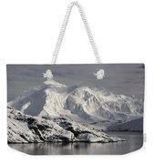 Glaciated Peaks Anvers Isl Antarctica Weekender Tote Bag
