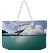 Glacier Bay National Park, Alaska Weekender Tote Bag