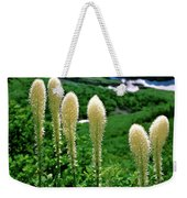 Glacier Beargrass Swiftcurrent Pass Weekender Tote Bag