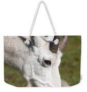 Glacier Goat Weekender Tote Bag