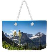 Glacier Grass Weekender Tote Bag
