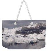 Victoria Glacier Mist - Lake Louise, Alberta Weekender Tote Bag