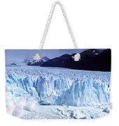 Glacier, Moreno Glacier, Argentine Weekender Tote Bag