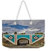 Glacier National Park East Gate Weekender Tote Bag
