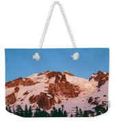 Glacier Peak At Kennedy Ridge Weekender Tote Bag