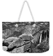 Glacier Point Nw Weekender Tote Bag