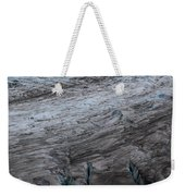 Glacier Travel Weekender Tote Bag