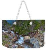 Glaciers Wild Weekender Tote Bag
