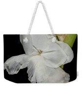 Gladiolus Past Time Weekender Tote Bag