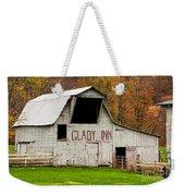 Glady Inn Barn Wv Weekender Tote Bag