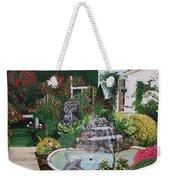 Gladys Serenity Weekender Tote Bag