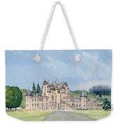 Glamis Castle Tayside  Weekender Tote Bag