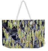 Glance In The Woods Weekender Tote Bag