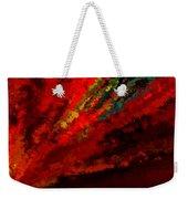 Glance Of Colors Weekender Tote Bag