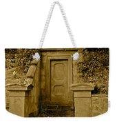 Glasgow Necropolis Monument Weekender Tote Bag