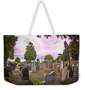 Glasnevin Cemetery Weekender Tote Bag