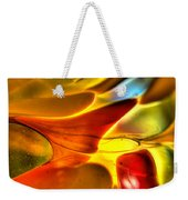 Glass And Light Weekender Tote Bag