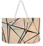 Glass And Sky 1 Weekender Tote Bag