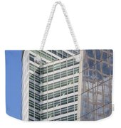 Glass Architecture Weekender Tote Bag