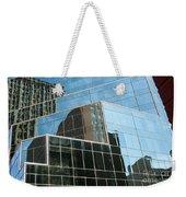 Glass Art Weekender Tote Bag
