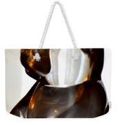 Glass Bear Weekender Tote Bag