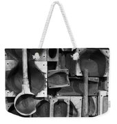 Glass Blower Molding I Weekender Tote Bag