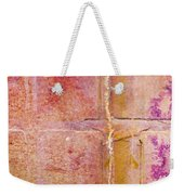 Glass Crossings 2 Weekender Tote Bag by Carol Leigh