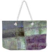 Glass Crossings Weekender Tote Bag