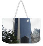 Glass Facade Reflection II Weekender Tote Bag