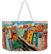 Glass Front Office Building Weekender Tote Bag